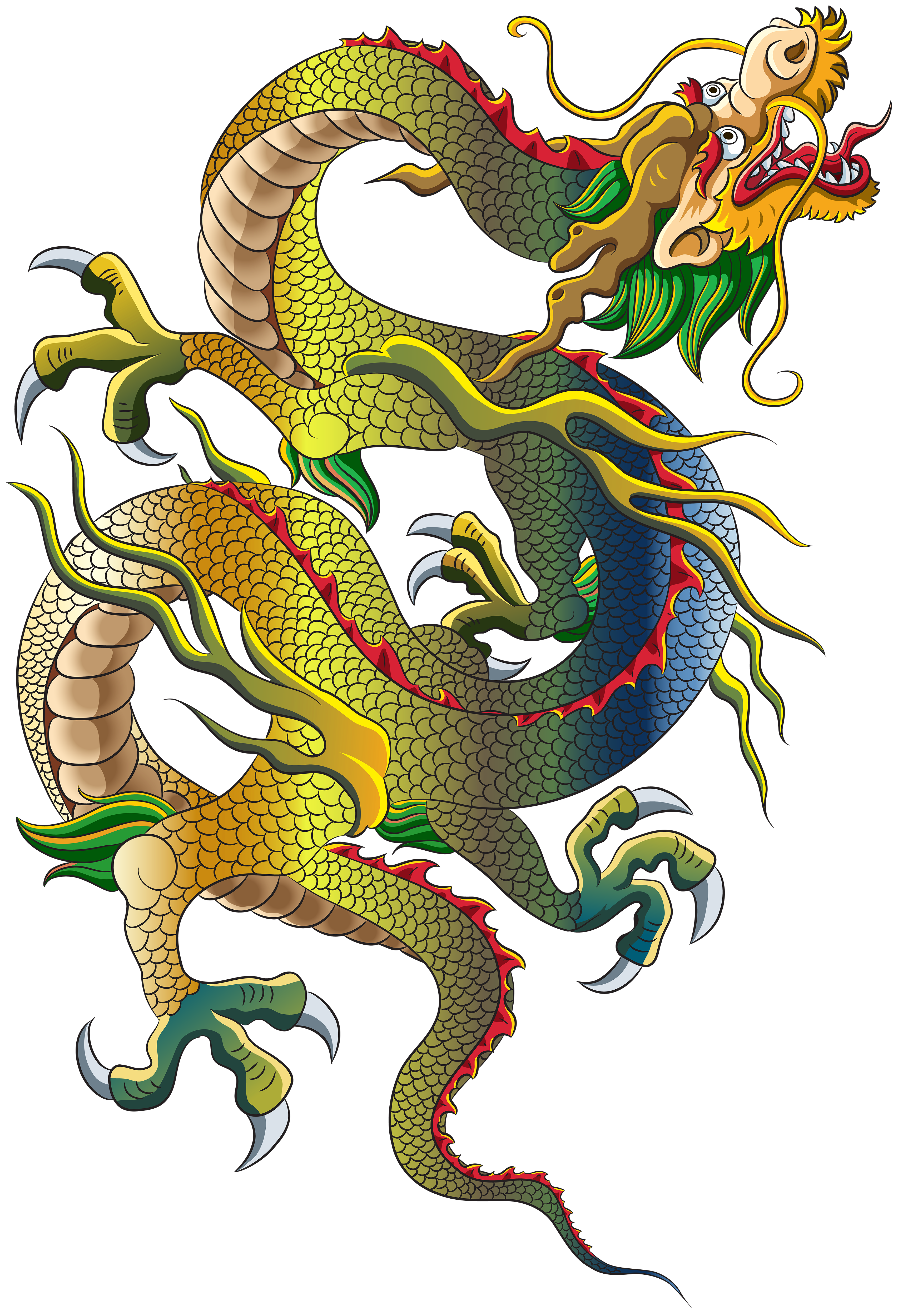 Chinese Dragon clipart transparent Chinese Chinese PNG Clip Art