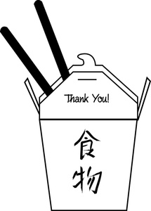 Chinese Food clipart Art White Food and Food