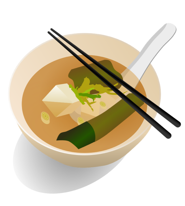Soup clipart chinese Miso Food Soup Clipart Asian