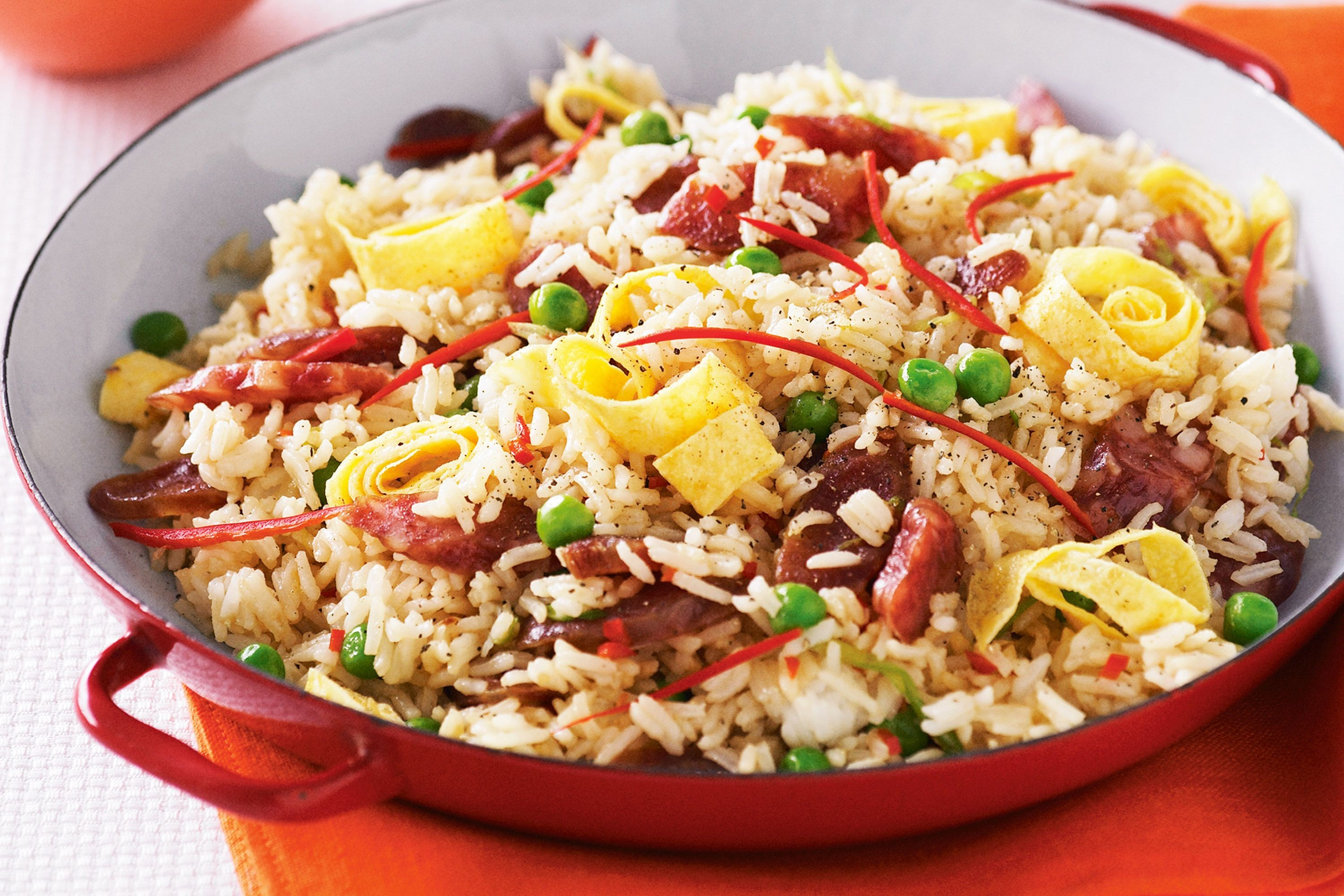 Rice clipart frid  rice Chinese fried