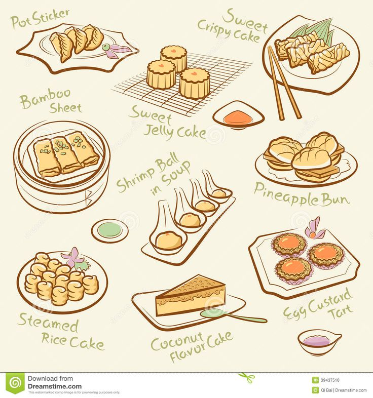 Chinese Food clipart japanese food Line cuisine food food chinese