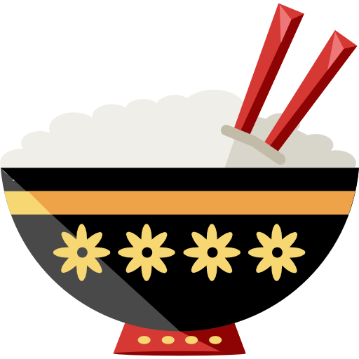 Bowl clipart chinese food PNG SVG rice Icon