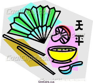 Chinese Food clipart japanese food Food art Chinese food Clip