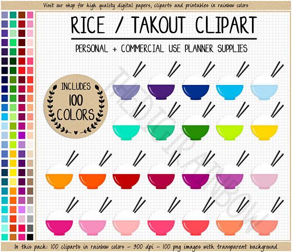 Chinese Food clipart japanese food Clipart clipart sushi stickers rice