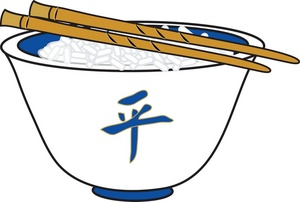 Bowl clipart chinese food #6