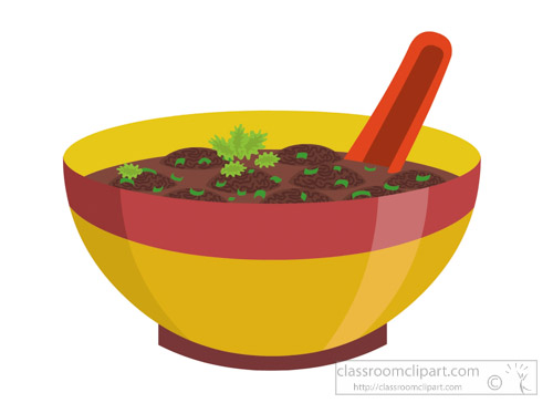 Bowl clipart chinese food #10