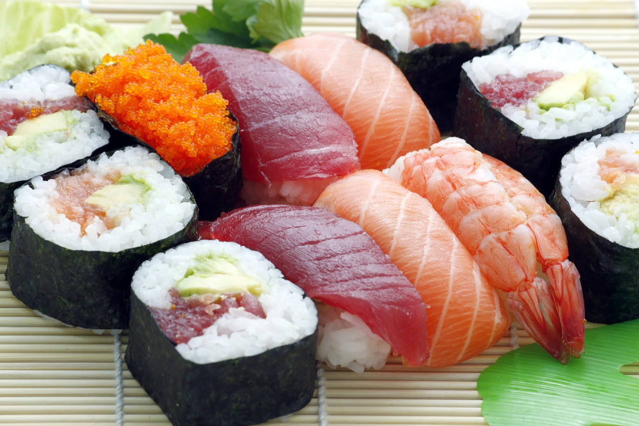 Sushi clipart china food Must  Know Traditional sushi