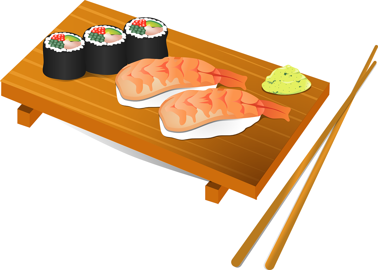 Japanese Food clipart chinese restaurant Traditional Know Food  That