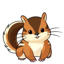 Chipmunk clipart Make site Chipmunk this yourself