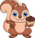 Chipmunk clipart cute Clipart Cute photo#11 Squirrel Baby