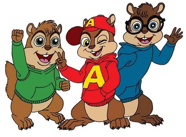 Chipmunk clipart coloring Pinterest 50 chipmunks and Chipettes