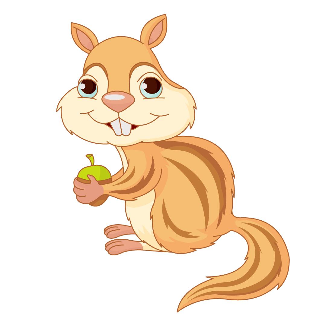 Chipmunk clipart cute Chipmunk Cute Goofer Cute Chipmunk