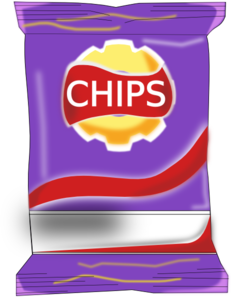 Chips clipart Chips Clker Clip clip vector