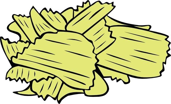 Chips clipart Potato vector clip office Open