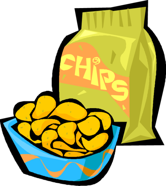 Snack clipart Bowl  Clip on Free