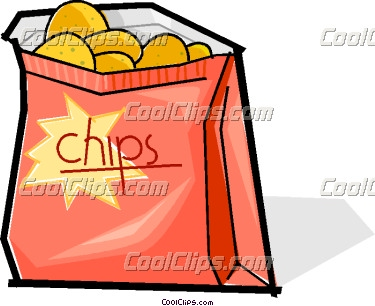 Potato Chips clipart hot chip Art Of Chips image Free