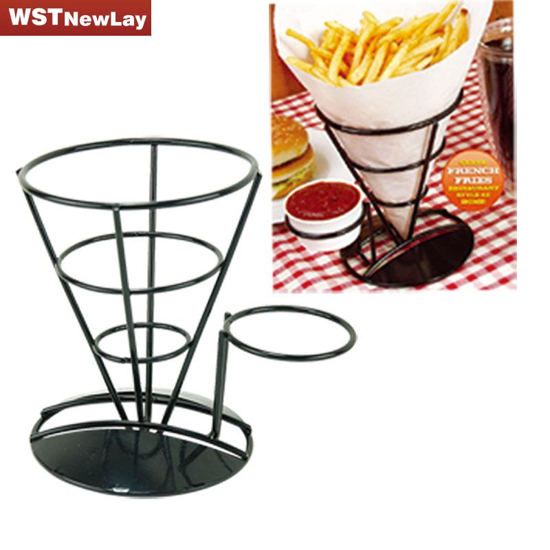 Potato Chips clipart hot chip Black with com Stand Fries