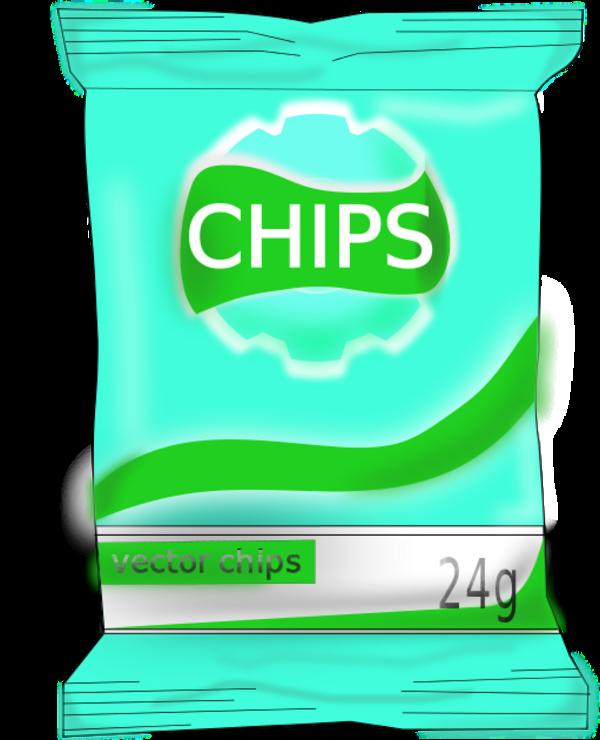 Potato Chips clipart packet crisp Clipart Gallery Chips Clip vector