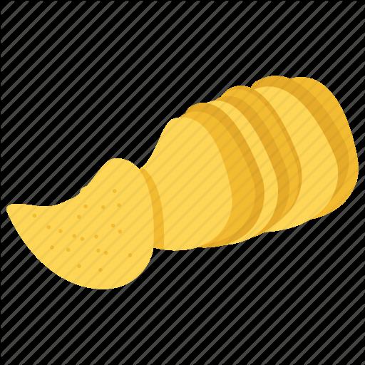 Potato Chips clipart pringles Potato chips food chip snack