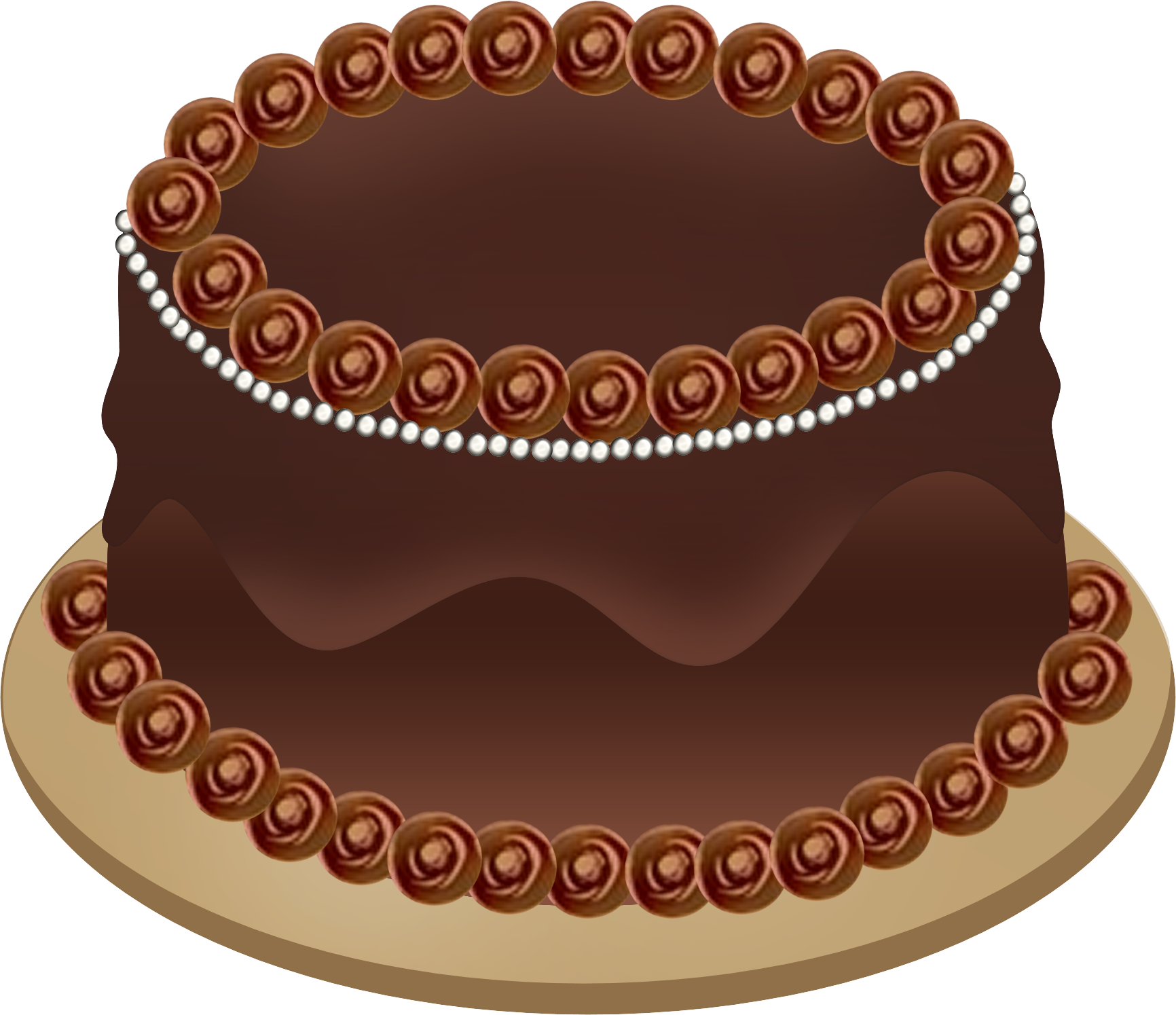 Chocolate Cake clipart Chocolate clipart clip black collection