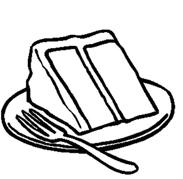 Drawn fork coloring #6