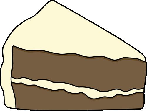 Sponge Cake clipart cartoon With Slice Cake of Clip