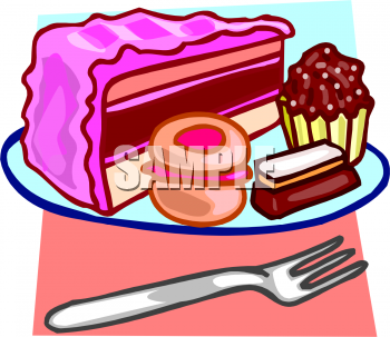 Chocolate clipart strawberry cupcake Of Cookie and a Cupcakes