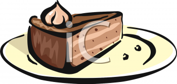 Pastry clipart piece chocolate cake Of Pie Clipart Chocolate Chocolate