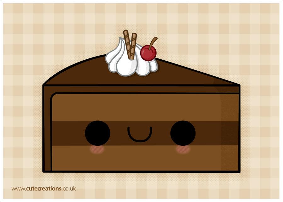 Drawn chocolate kawaii On COMMISSION: Chocolate Cute by