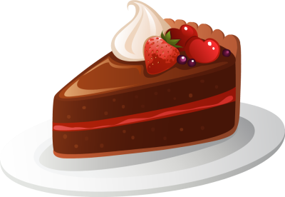 Pice clipart cake Of of collections slice Clipart