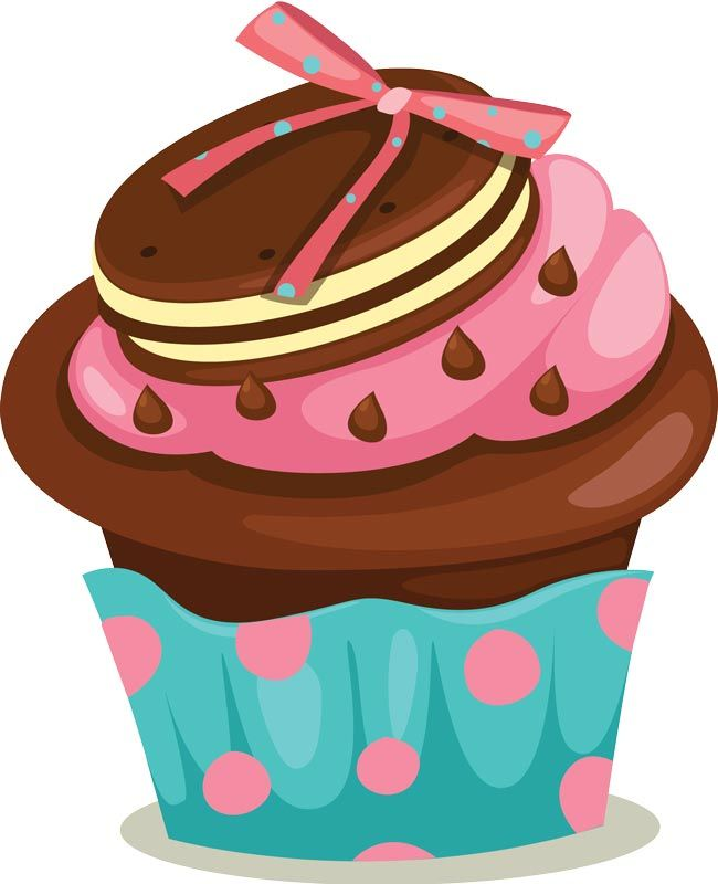 Brownie clipart cupcake Pin best on Cupcake 1220