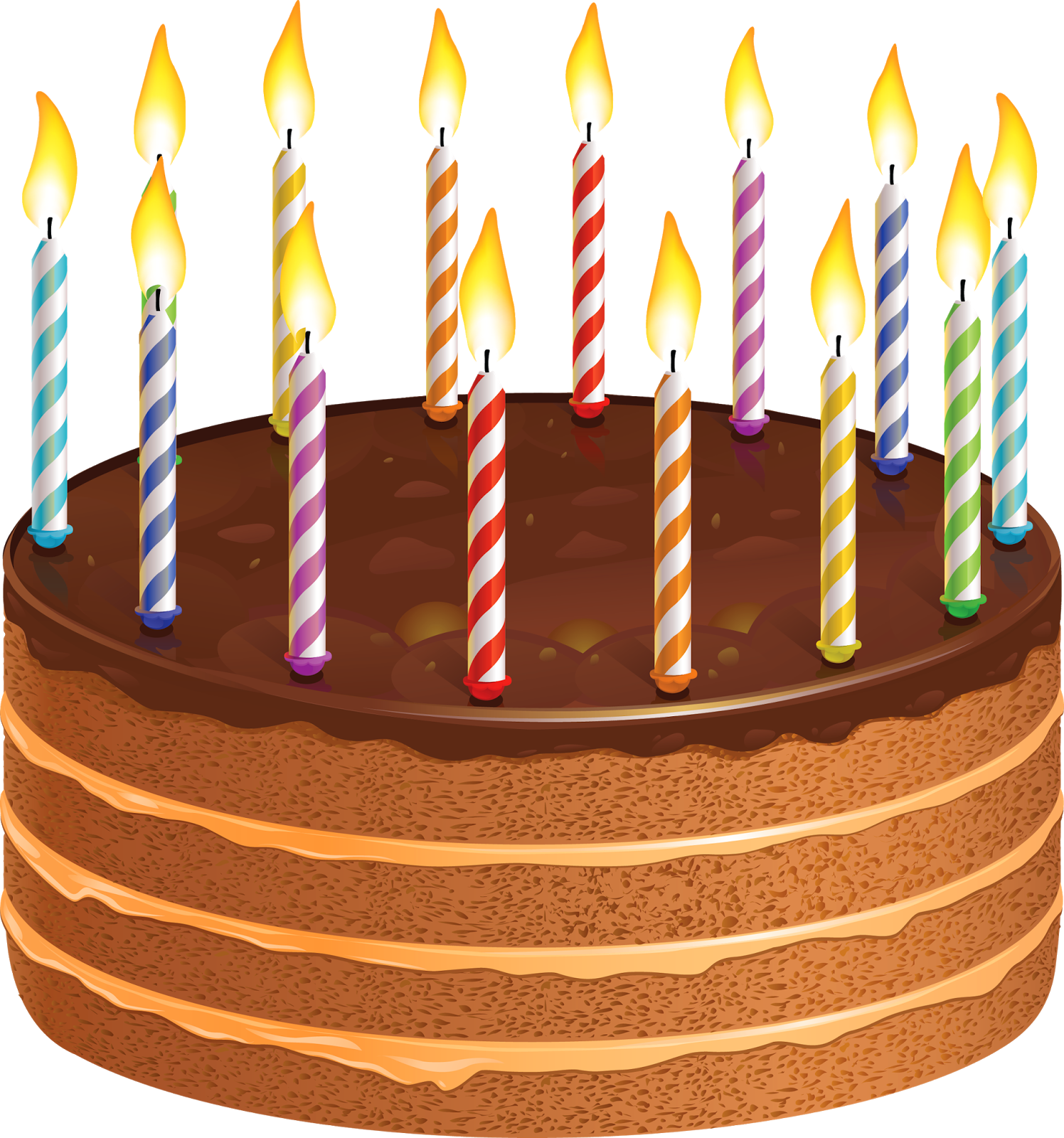 Pastry clipart candle Picture PNG Transparent Cake Birthday