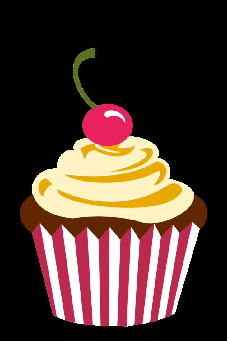 Vanilla Cupcake clipart deviantart CakeArt Γενέθλια Deviantart Pesquisa Pinterest