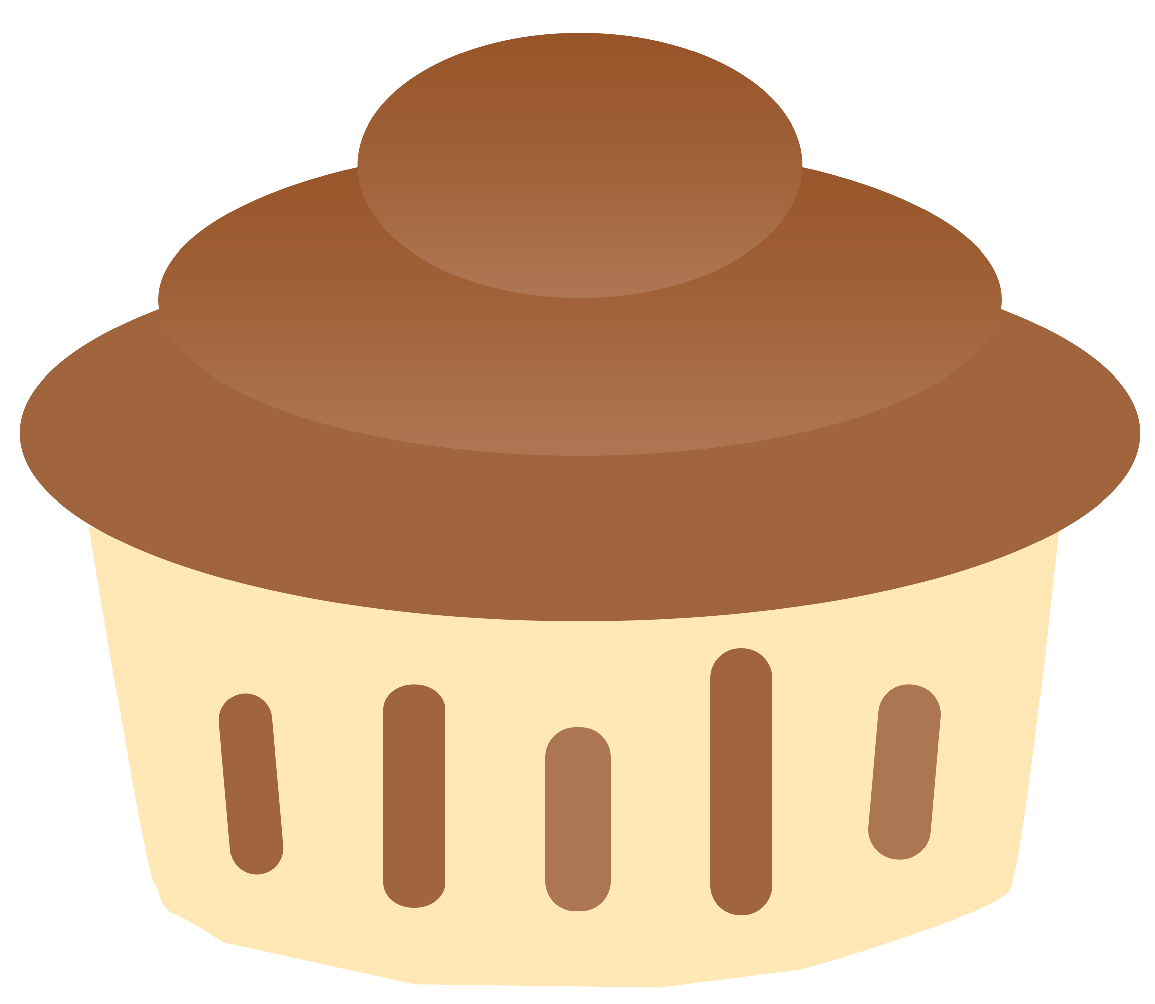 Brownie clipart cupcake Cupcake Clipart and Cupcake clipart