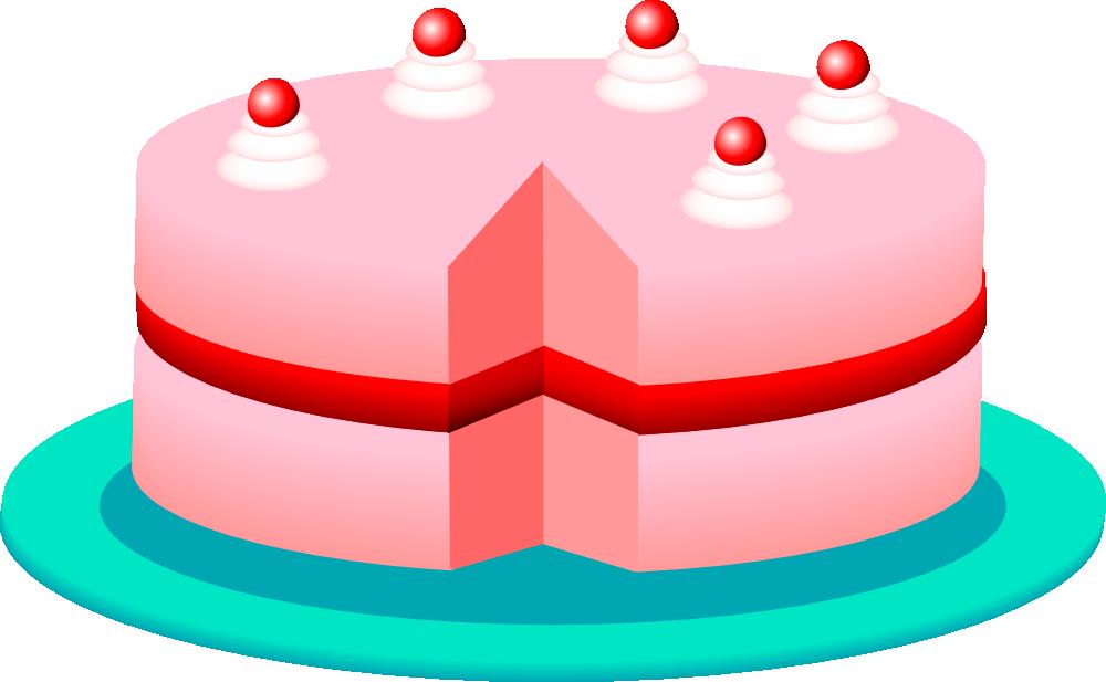 Drawn wedding cake animated #11