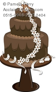 Cake clipart fancy cake Chocolate Art Chocolate With With