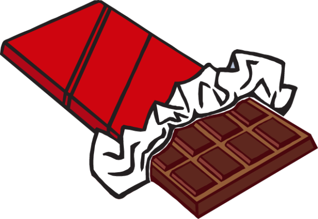 Chocolate clipart #4