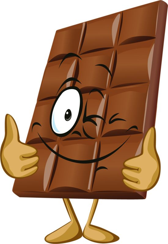 Chocolate clipart #8