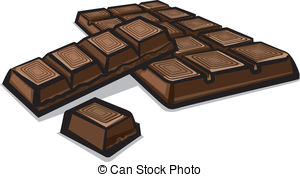 Chocolate clipart #10