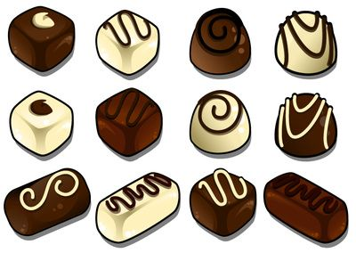 Chocolate clipart #11