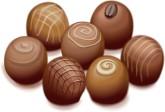 Chocolate clipart chocolate truffle MustHaveMenus Truffles & Chocolate Chocolate