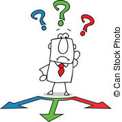 Choice clipart confused person Free Clipart Panda Clipart Clipart