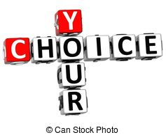 Choice clipart lost  776  125 Stock