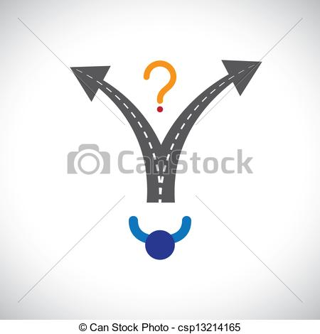 Choice clipart decision making Art The problems making also