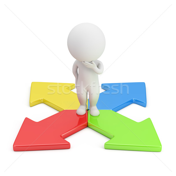 Choice clipart direction Stock AnatolyM Stock of choice