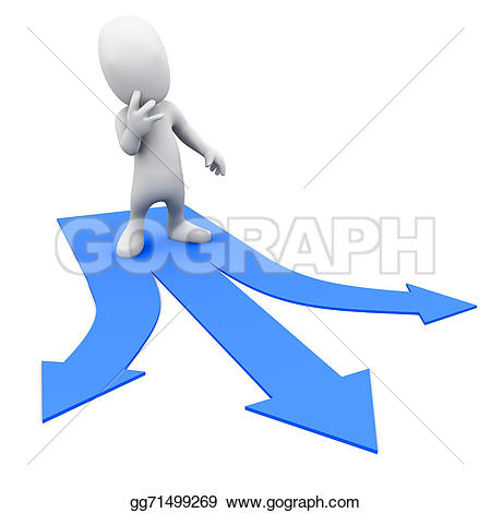 Choice clipart direction Little Illustration has a has