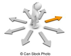 Choice clipart direction Rendered direction 755  Direction