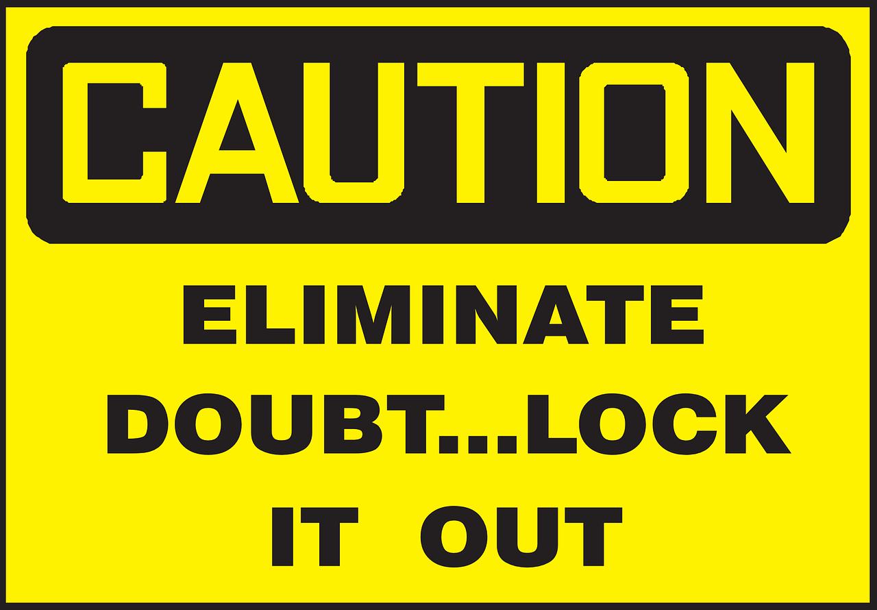 Choice clipart doubt #4