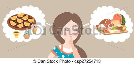 Choice clipart food choice Choice Beautiful or or Beautiful