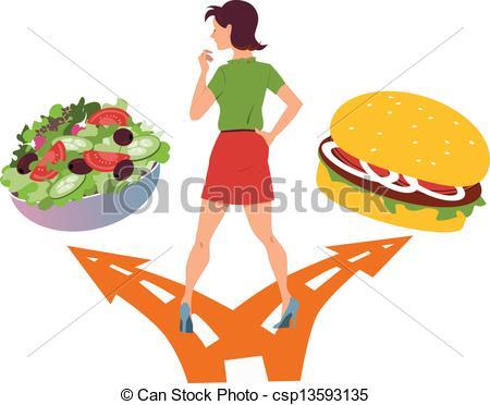 Choice clipart food choice #2